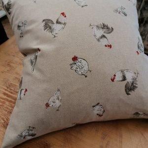 Handmade cushions Les Gets, Morzine