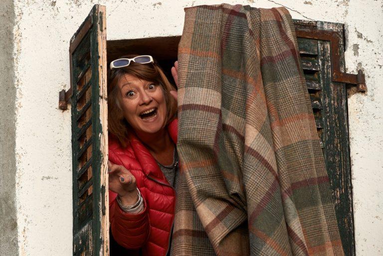 Nicki - Handmade curtains Les Gets