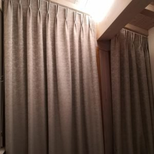 handmade curtains Les Gets, Morzine